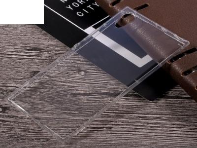 Калъф Гръб Силикон - Sony Xperia XA1 - Transparent