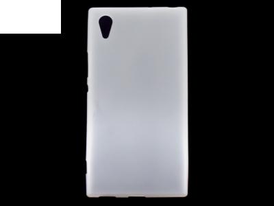 Калъф Гръб Силикон Matte - Sony Xperia XA1 - Transparent