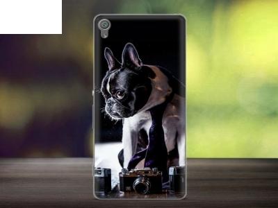 Силиконов Калъф - Sony Xperia XA / XA Dual - Retriever Dog
