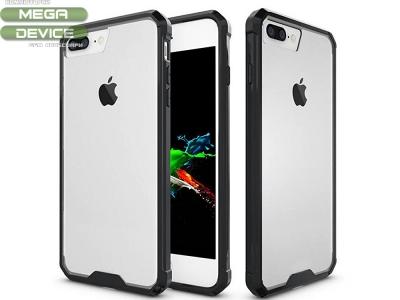 Силиконов гръб FORCELL за Iphone 7 Plus / 8 Plus Черен