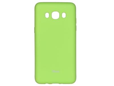 Силиконов гръб  Roar за Samsung Galaxy J5 2016 J510 , Зелен