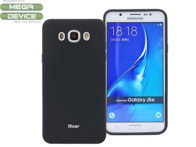 Силиконов гръб  Roar за Samsung Galaxy J5 J510 2016, Черен