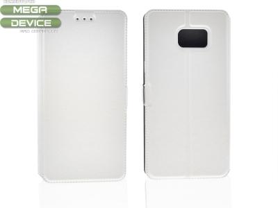 Тефтер странично отваряне за Samsung Galaxy Note 7 2016 N930 Бял