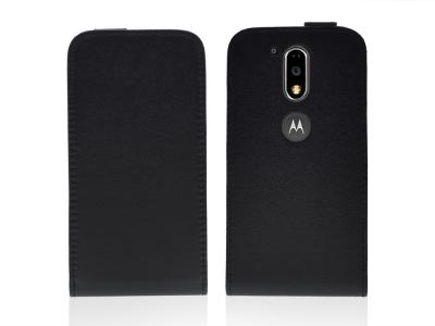 Калъф за Motorola MOTO G4 (XT1622) Черен