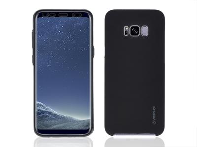360 Силиконов Калъф за Samsung Galaxy S8 Plus 2017 (G955F) Черен