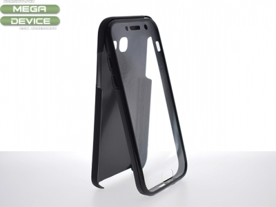 360 Силиконов Калъф за Samsung Galaxy A5 2017 A520 Черен