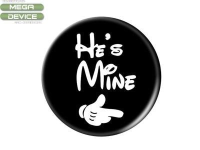 ПОПСОКЕТ - He Is Mine