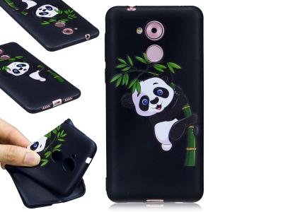 Силиконов матиран гръб за Huawei Nova Smart/Honor 6c/Enjoy 6s Панда