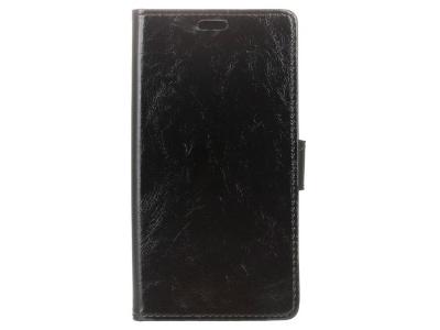 Калъф тефтер за Huawei Nova Smart/Honor 6c/Enjoy 6s Черен