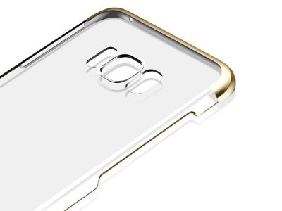 Твърд гръб BASEUS  PC за Samsung Galaxy S8 Plus 2017 G955F Златист