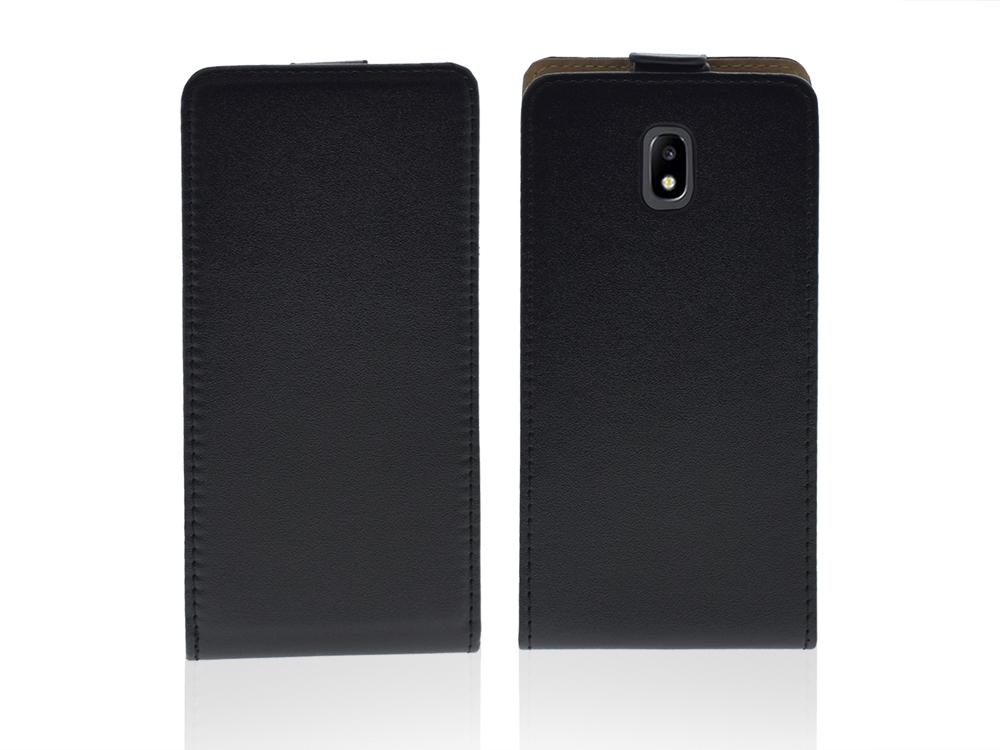 Калъф тефтер за Samsung Galaxy J5 2017 J530 Черен
