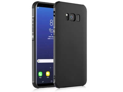 Калъфи гръб  Силикон Противоударен за Samsung Galaxy S8 Plus 2017 G955 Черен