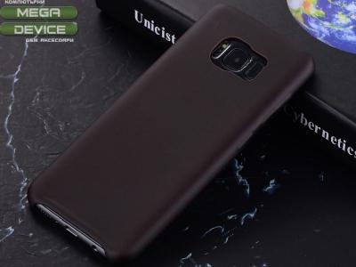 Калъфи гръб силикон за Samsung Galaxy S8 Plus 2017 G955F Термо-променящи се цветове - Черен