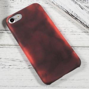 Калъфи гръб силикон за IPhone 7 / 8 Термо променящи се цветове
