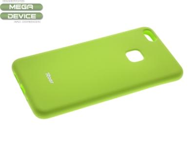 Силикон Гръб Roar за Huawei P10 Lite Зелен