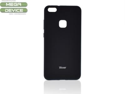 Силикон Гръб  Roar за Huawei P10 Lite Черен