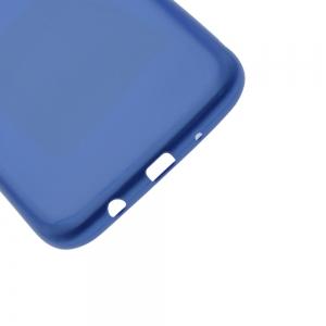 Силиконов матиран гръб Jelly за Samsung Galaxy J7 2017 J730F Син