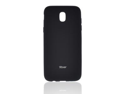 Силиконов гръб Roar за Samsung Galaxy J5 2017 J530F Черен