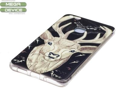 Фосфорисцентен Силиконов Гръб за Huawei P10 Lite - Deer