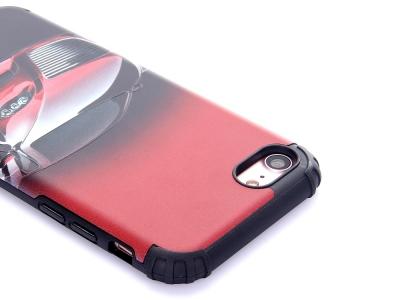Калъф гръб 3D Car за iPhone 7 / 8, Червен