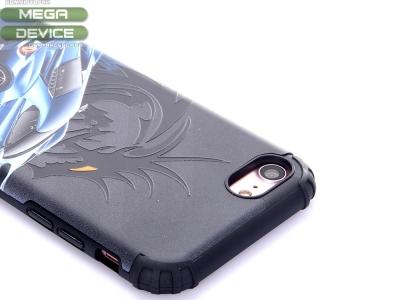 Калъф гръб 3D Car за iPhone 7 / 8 , Синя кола