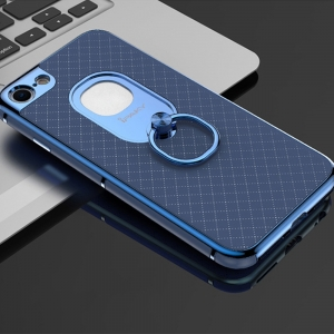 Калъф гръб iPaky 2 in 1 за iPhone 7 / 8, Син