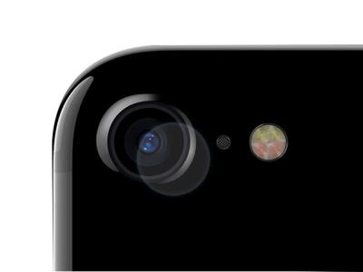 Стъклен протектор за камера за IPhone 7