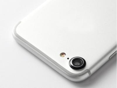 Метален протектор за Apple iPhone 7 / 8 ,Сив