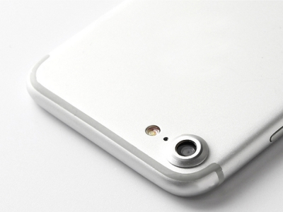 Метален протектор за Apple iPhone 7 / 8, Сив