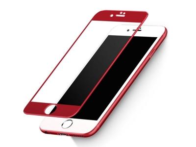 Стъклен протектор Joyroom 0.15mm 3D Nano за IPhone 7/ 8 - Red