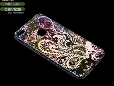 Цветен Силиконов калъф за Huawei P8 Lite (2017) / Honor 8 Lite / Nova Lite / P9 Lite (2017) - Feather