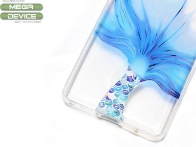 Калъф гръб силикон за Sony Xperia L1 - Fish Tail