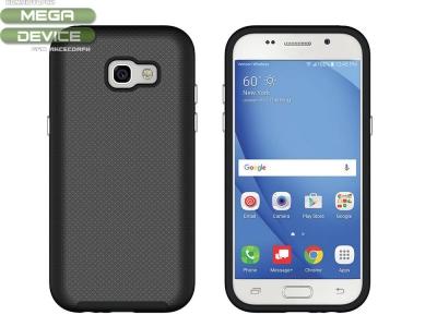 Калъф Гръб - подсилен 2 в 1 за Samsung Galaxy A5 (2017) - Black