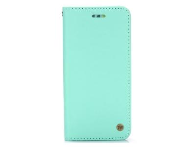 Калъф Тефтер Roar със силиконово гнездо за Samsung Galaxy S8 Plus, Мента