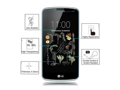 Стъклен Протектор LG Q6
