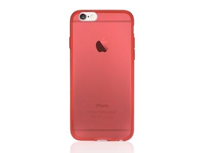 Силикон гръб Ултра Слим за Iphone 6/6s (4,7), Червен