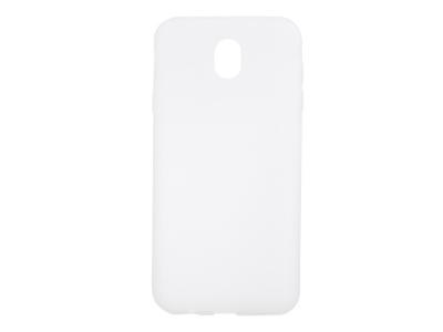 Силиконов калъф Matte Samsung Galaxy J5 2017 J530,Бял