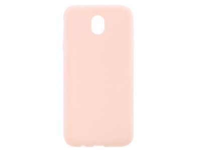 Силиконов калъф Matte Samsung Galaxy J5 2017 J530,Розов