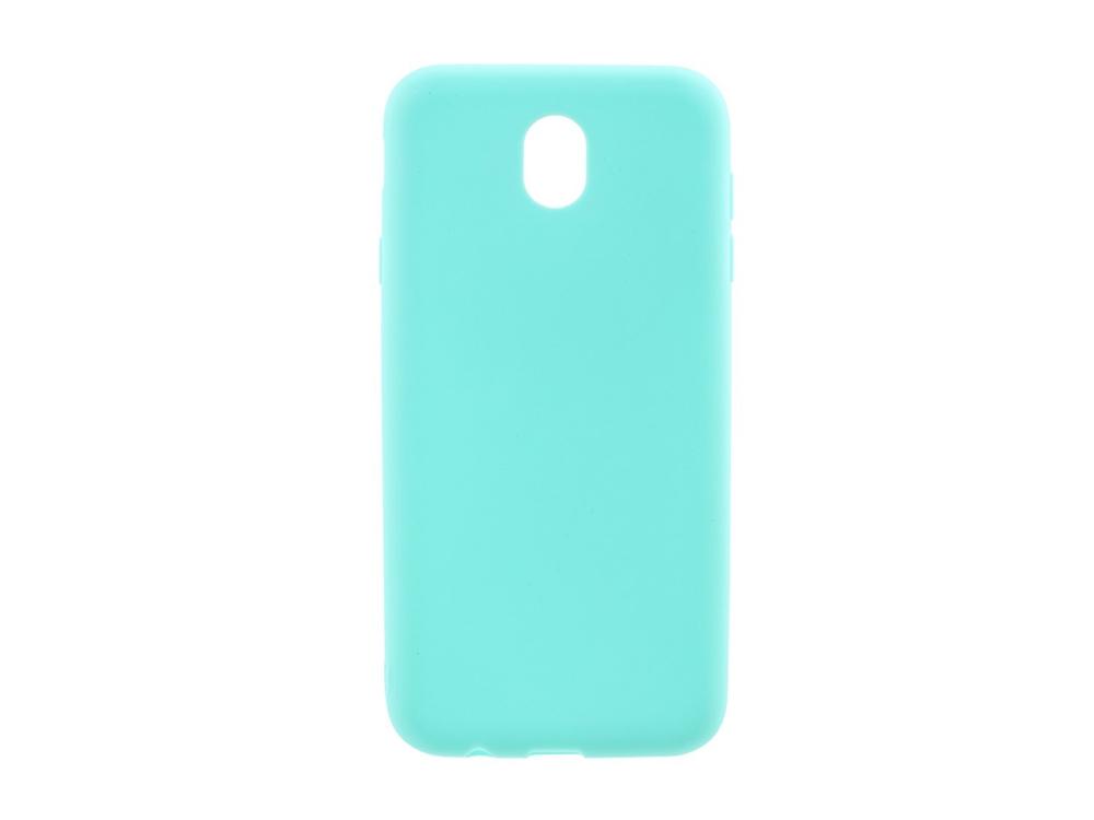 Силиконов калъф Matte Samsung Galaxy J5 2017 J530 - Green