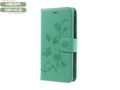 Калъф Тефтер за Samsung Galaxy J5 2017 J530, Зелен
