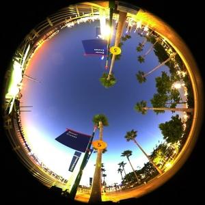 235 градуса универсална Clip Fish обектив за iOS и Android
