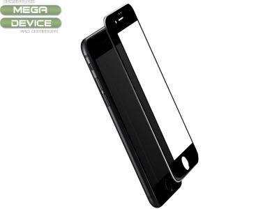 Стъклен Протектор ROCK 2.5D Shatter-proof Full Curved iPhone 7 / 8 - Black