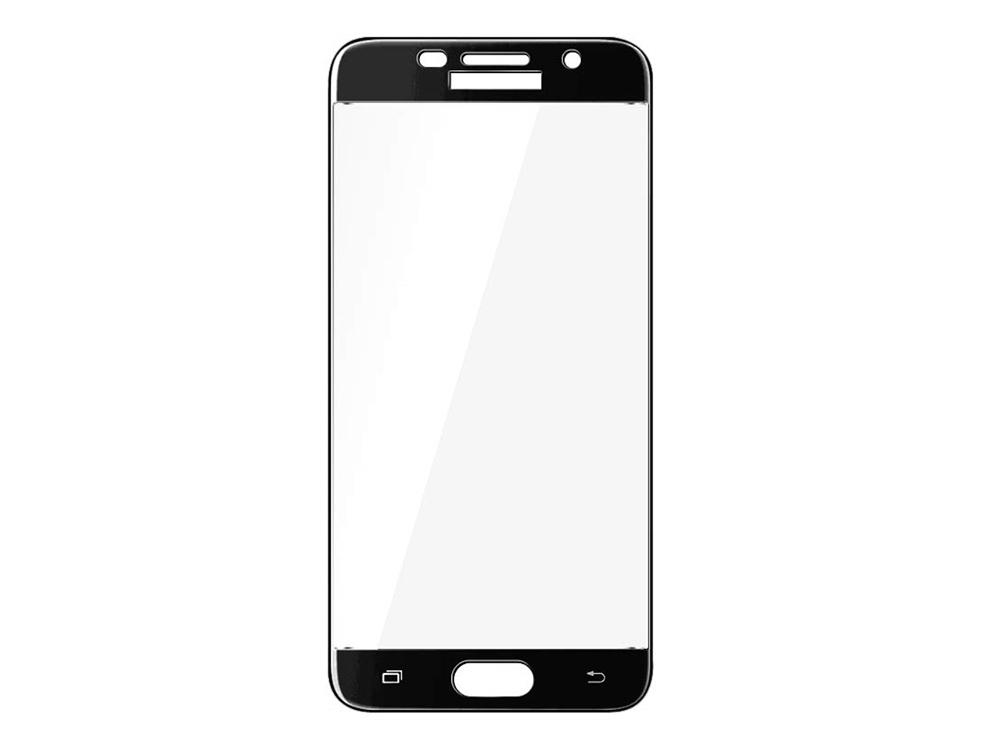 Стъклен Протектор IMAK Full Samsung Galaxy A5 2017 ,Черен