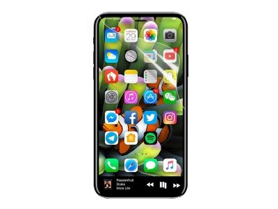 Протектор FULL iPhone X