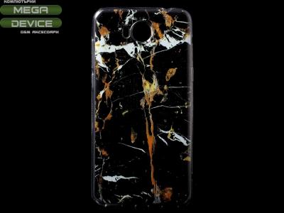 Силиконов гръб за Huawei Y5 2017 / Y6 2017, Мрамор