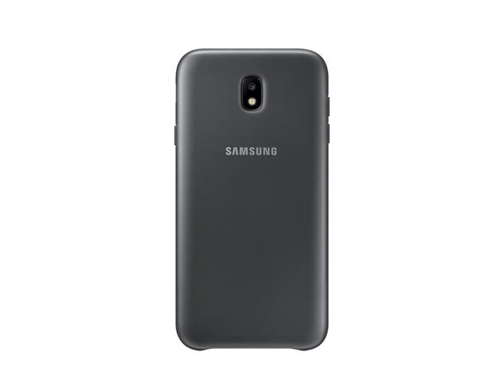 Оригинален гръб Dual Layer Cover Samsung Galaxy J7 2017 J730 (EF-PJ730CB),Черен