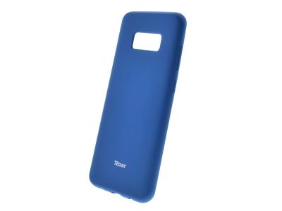 Силиконов гръб  Roar за Samsung Galaxy S8 Plus 2017 (G9550), Син