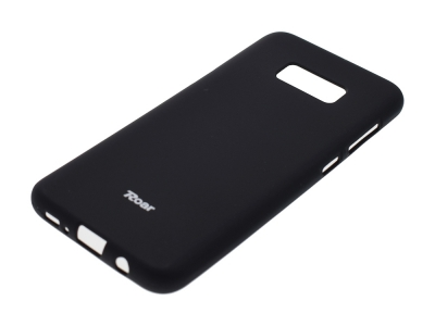 Силиконов гръб  Roar за Samsung Galaxy S8 Plus 2017(G9550), Черен
