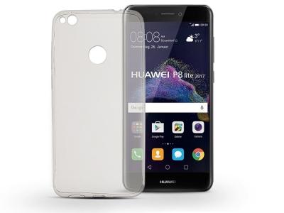 Силикон Ултра Слим за Huawei P8 Lite 2017 / P9 lite2017 , Черен