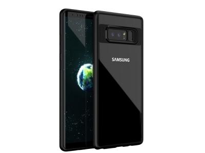 Калъф Гръб Hybrid IPAKY за Samsung Galaxy Note 8, Черен